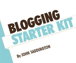 Blogging Starter Kit recommendation www.designbyinsight.net
