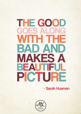 Sarah Huaman Quote - design by insight