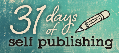 31 days of self-publishing www.erinulrich.com
