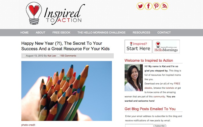 inspired to action - designbyinsight.net