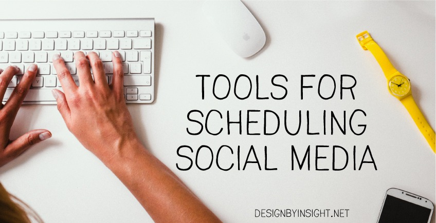 3 tools for scheduling social media