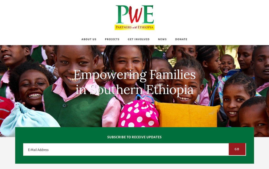Partners With Ethiopia