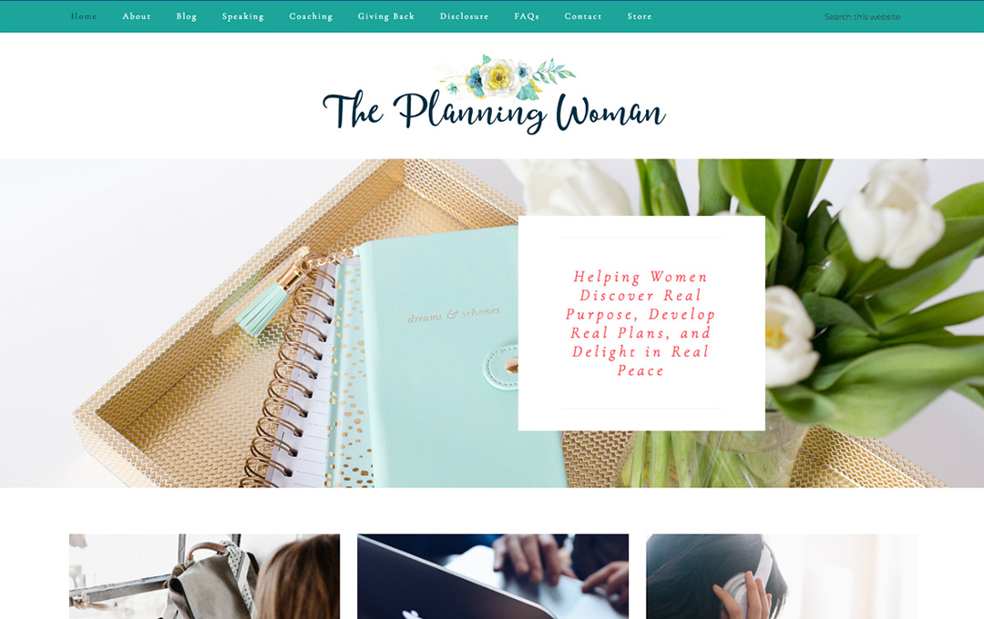 The Planning Woman
